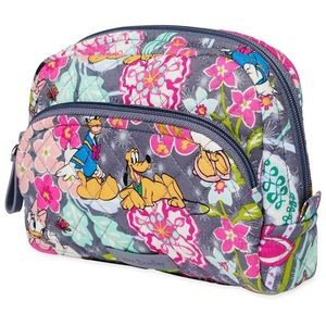 Disney Vera Bradley Medium Cosmetics Bag
